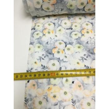 č.5378 šípková růže na šedé