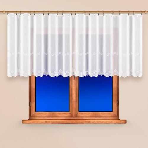 Vitrážová záclona Diwers 60cm