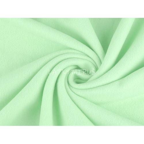 Polar fleece mint