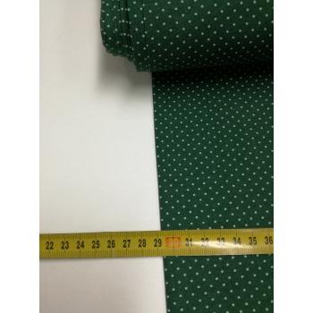 č.7049 puntík na zelené