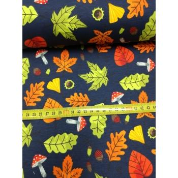 č.9089 teplákovina - podzim