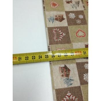 č.516 vánoční patchwork