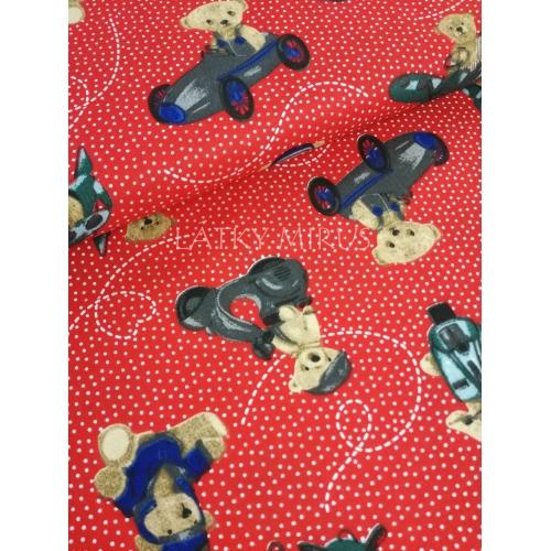 č.3095 medvědi na červené