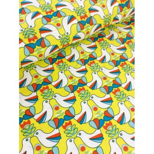 č.550 ptáčci na žluté