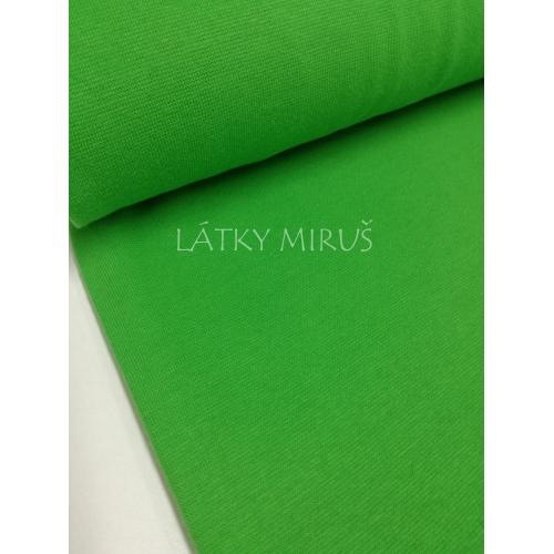 Patent - náplet zelený
