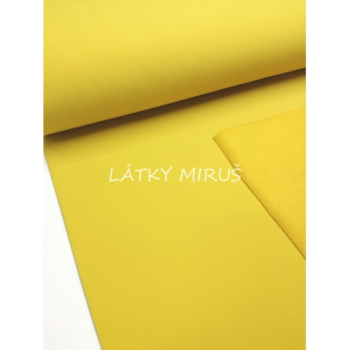Softshell 1 žlutý