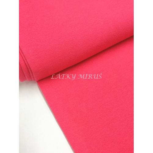 Patent - náplet lososový (růžový)