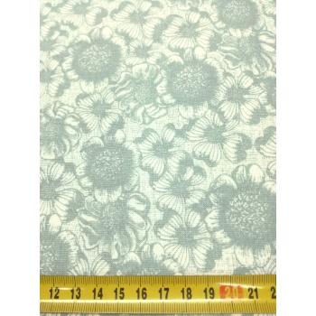č.6164 květy šedozelené