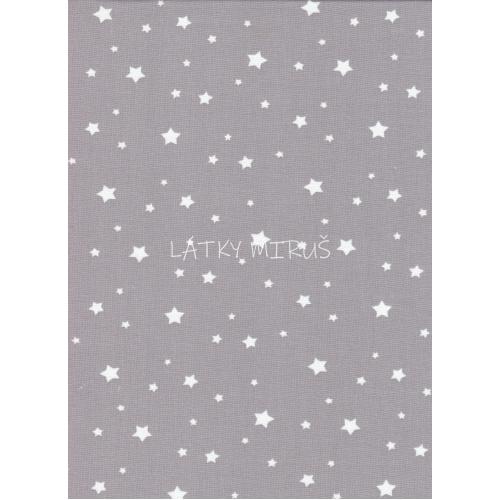 (10m) č.2918 hvězdy na šedé
