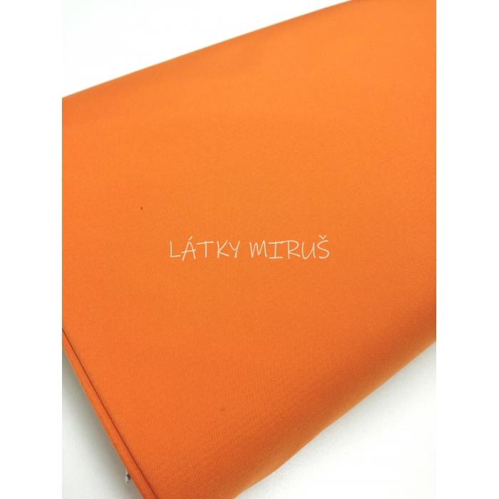 Letní softshell oranžový