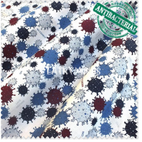 Antibakteriální bavlna - 4