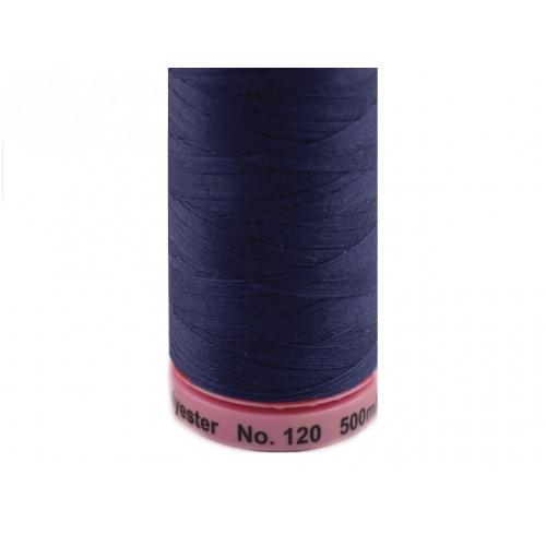 Nit č.14  Tmavě modrá