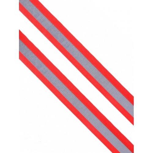 Reflexní páska - červená