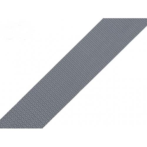 Popruh - tm.šedá (30mm)
