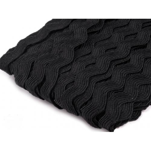 Hadovka 5mm -  černá