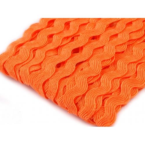 Hadovka 5mm - oranžová