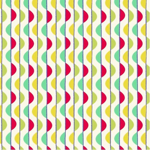 č.2931 Waves Samba