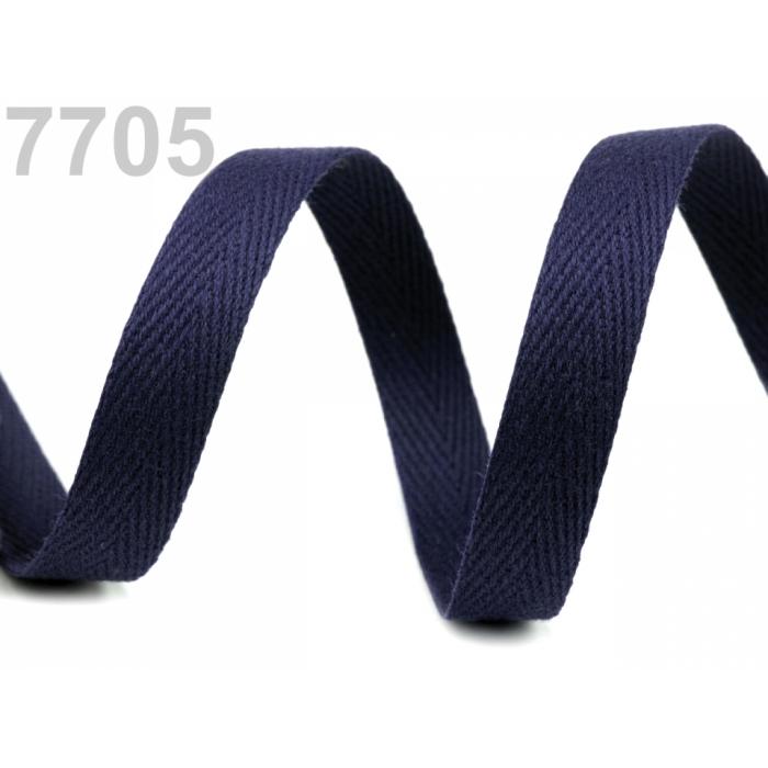 Keprovka modrá pařížská 8mm
